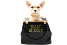 Buy Chihuahua in Purse Bank (3-D Hand Painted) - 6 1/2 inch