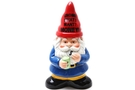 Buy Ceramic Gnome Saving Bank (What I want is Money) - 6 1/2 inch