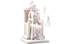 Buy Seated Lady Justice #8842