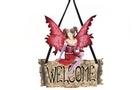 Buy Welcome Fairy Plaque