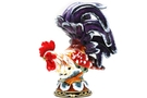 Buy Small Ceramic Rooster #8868