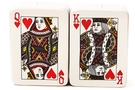 Buy Magnetic Salt and Pepper Shaker Set (Poker Cards) - 4 inch