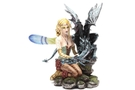 Buy Fairy with Black Dragon #9012