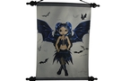 Buy Bat Wings Art Scroll