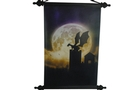 Buy Castle Guardian Art Scroll
