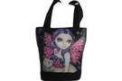 Buy Ferret with Wings Handbag