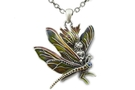 Buy Pacific Dragon Rider Fairy Necklace