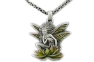 Buy Pacific Wild Magic Dragonfly Fairy Necklace