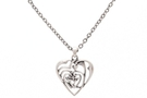 Buy Celtic Heart Necklace #J065