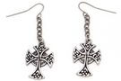 Buy Celtic Cross Earrings