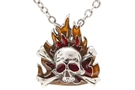 Buy Pirate Flames Necklace