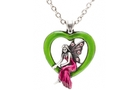 Buy Green Heart Fairy Necklace