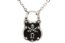 Buy Pirates Lock Necklace
