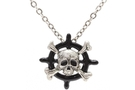 Buy Pirate wheel Necklace
