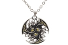 Buy Celtic Lion Trinity Necklace