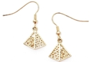 Buy King Tut Pyramid Earrings