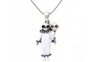 Buy Clown Skelly Necklace