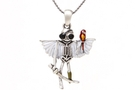 Buy Pacific Pirate Skelly Necklace