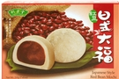 Buy Bamboo House Japanese Style Mochi (Red Bean) - 7.41oz