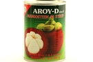 Buy Aroy-D Mangosteen In Syrup - 20oz