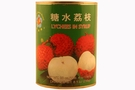 Lychee in Syrup - 20oz