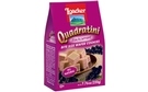 Buy Quadratini Blackcurrant (Blackcurrant Creme Filled Wafer Cubes) - 7.76oz