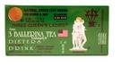 Buy Natural Green Leaf Brand 3 Ballerina Tea Three Queens Ladies Dieters Drink (Extra Strength / 18-ct) - 1.88oz