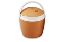 Buy NA Ice Bucket with Handle (Chocolate /1.5 ltr) - 6.75 inch High