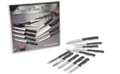 Buy Deluxe Stainless Steel Knife Set (10 Pieces Set)