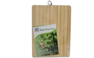 Buy NA Bamboo Cutting Board - 9.5L X 13.5H