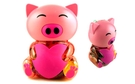 Buy LKK Mixed Fruit Jelly in Coin Bank Jar (Pig Character) - 2.64 lbs