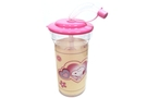 Buy Tumbler Cup with Sipping Straw (Love in The Air) - 16oz