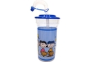 Buy Tumbler Cup with Sipping Straw (Friends)