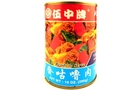 Vegetarian Imitation Sweet & Sour Pork (100% Vegetarian Dish) - 10oz