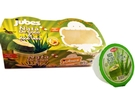 Nata De Coco With Slice Aloe Vera (Natural Lemon Flavor/ 2-ct) - 14oz