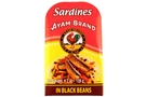 Sardines in Black Beans - 4.2oz