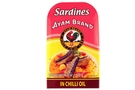 Sardines in Chili Oil - 4.2oz [12 units]