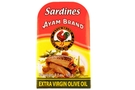 Sardines in Extra Virgin Olive Oil - 4.2oz [12 units]