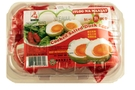 Cooked Salted Duck Eggs (Ready to Eat / 6-ct) - 12.7oz [ 6 units]