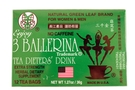 Buy Natural Green Leaf Brand 3 Ballerina Tea Dieters Drink (Extra Strength/12-ct) - 1.27oz