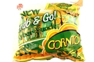 Cyber Snacks Corntos (BBQ Flavor) - 7.5oz [10 units]