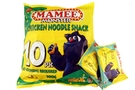 Monster Noodle Snack (Chicken Flavor / 10-ct) - 10.58oz [10 units]