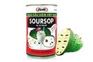 All Natural 100% Soursop Pulp in Syrup (Mang Cau Xiem Viet Nam) [6 units]