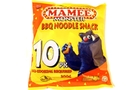 Monster Noodle Snack (Barbeque Flavor / 10-ct) - 10.58oz [10 units]