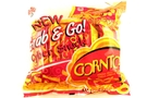 Cyber Snacks Corntos (Chili Cheese Flavor) - 7.5oz [10 units]