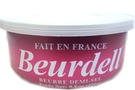 Buy Beurdell French Salted Butter (100% Natural Pasteurized Butter) - 8.8oz
