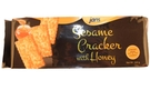 Sesame Cracker with Honey - 5.64oz [6 units]