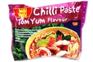 Instant Noedels Pepersmaak (Instant Noodle Chili Paste Tom Yum Flavor) - 2oz [ 30 units]