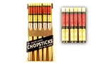 Buy Deluxe Lacquer Chopsticks (Chinese Fish Imprint) - 5 Pairs