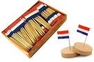 Buy Hafco Dutch Flag Toothpick (144pcs)